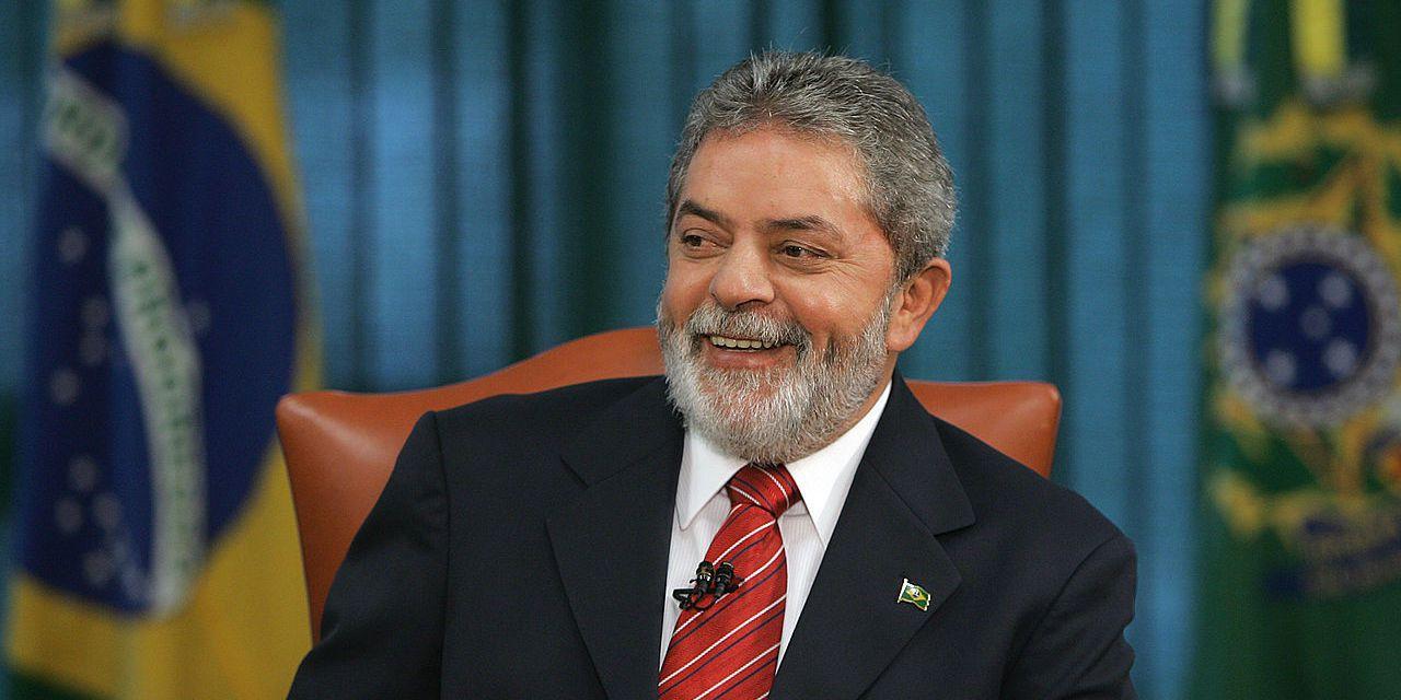 Lula J-L Mélenchon #Franceinsoumise