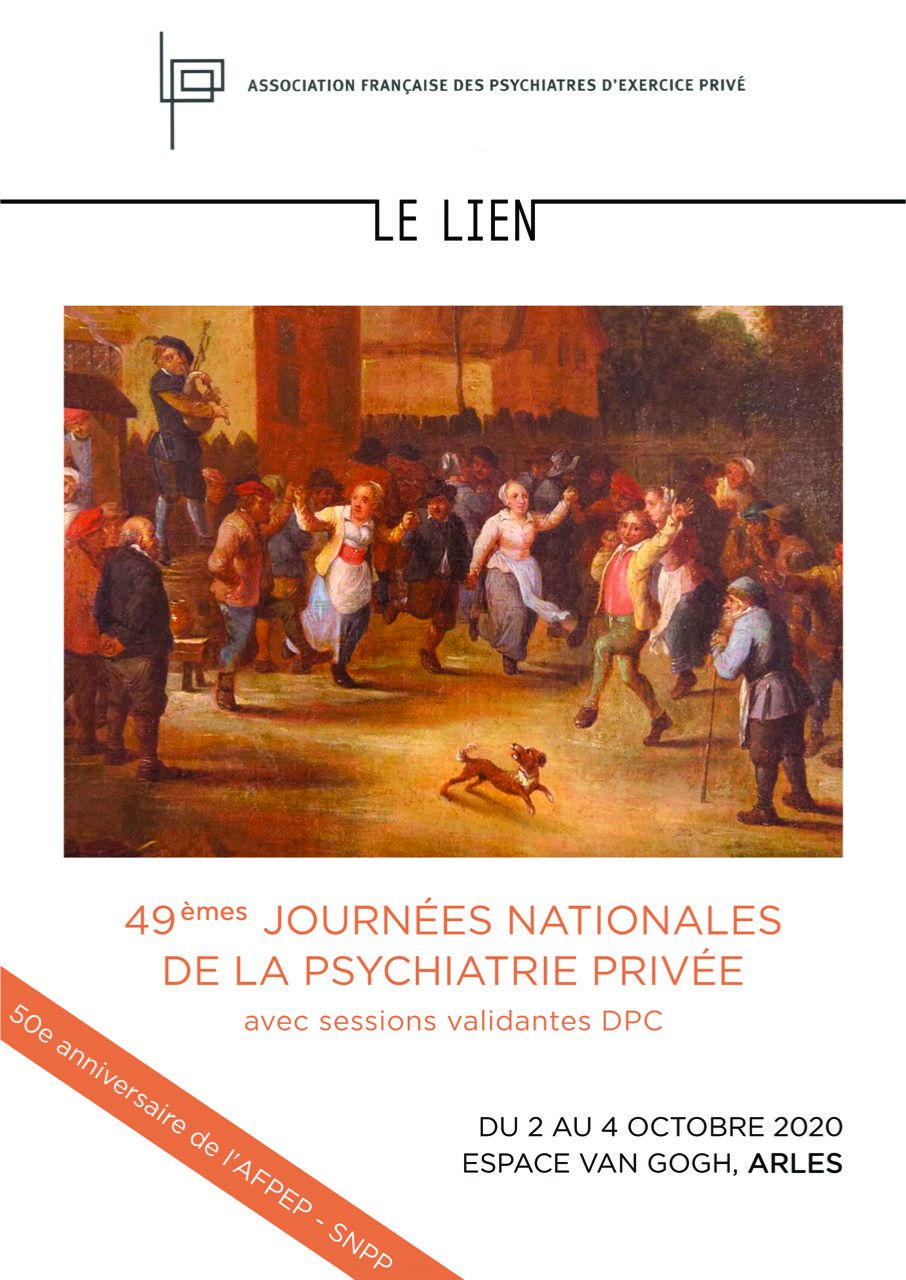 LE LIEN - AFPEP - ARLES - REPORT EN 2021