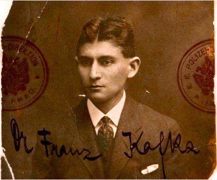 Franz Kafka (1883 -1924)