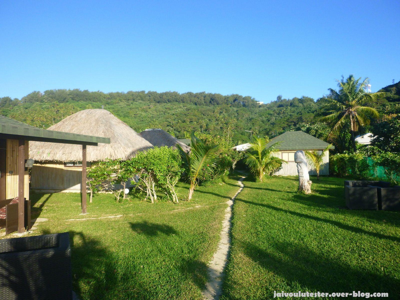 Pension Ecolodge - Bora Bora