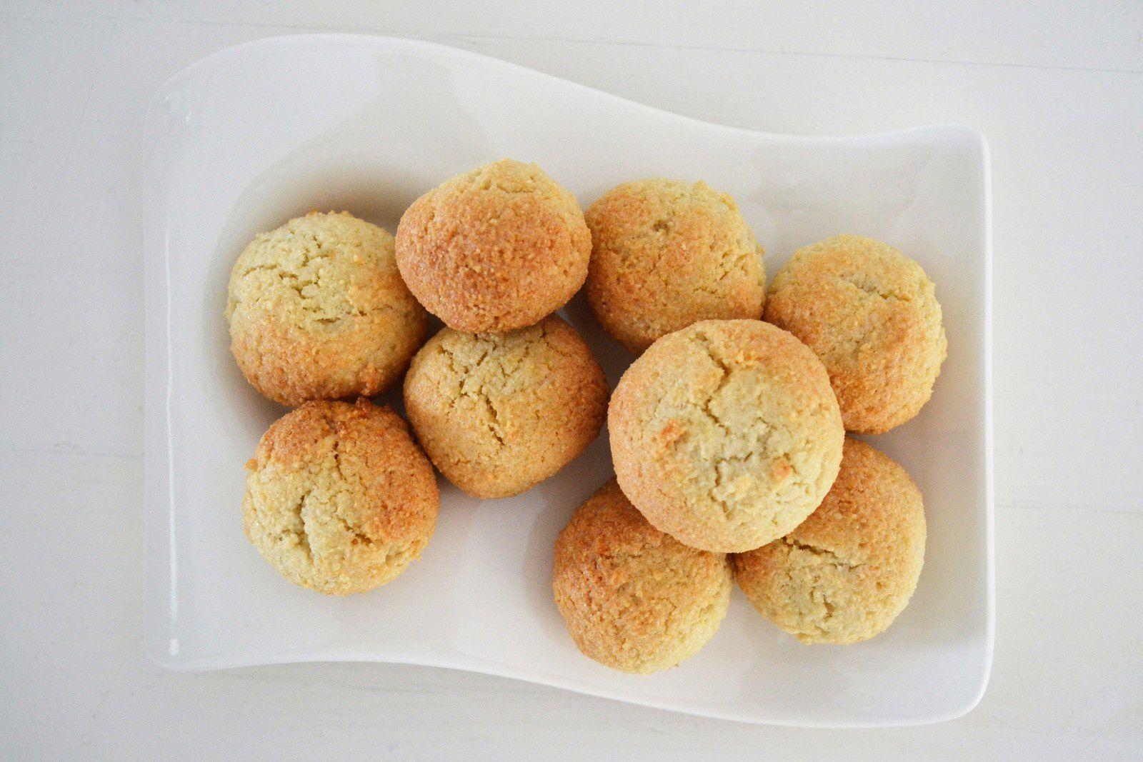 ... les 'tis macarons rapides, faciles et sans gluten