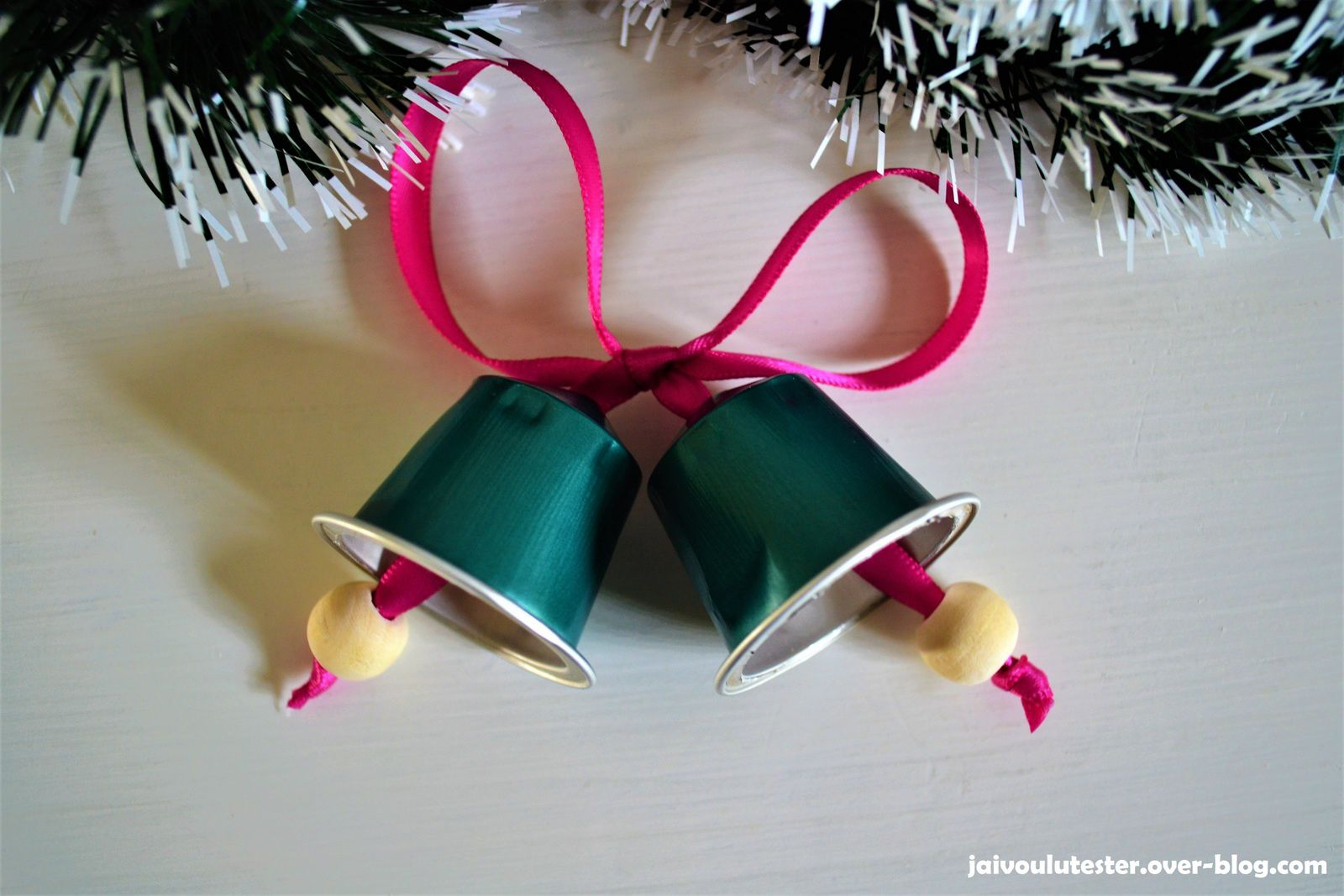... le DIY spécial Noël (#7): upcycling capsules de café