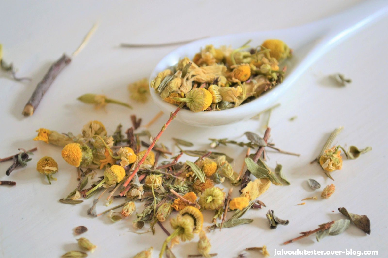 ... le cas du thé en vrac, objectif réduction des déchets #3