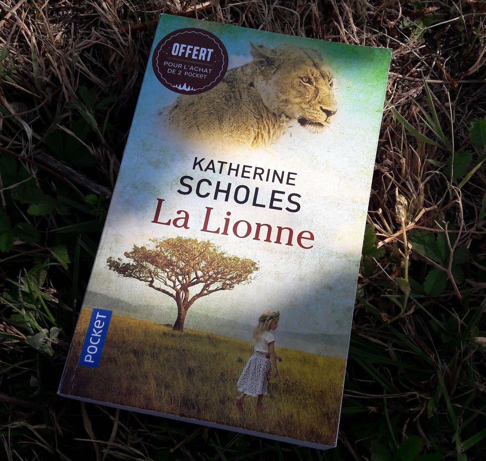 La Lionne, livre de Katherine Scholes