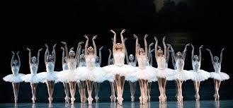 ...le Lac des Cygnes de Tchaikovsky sur Arte