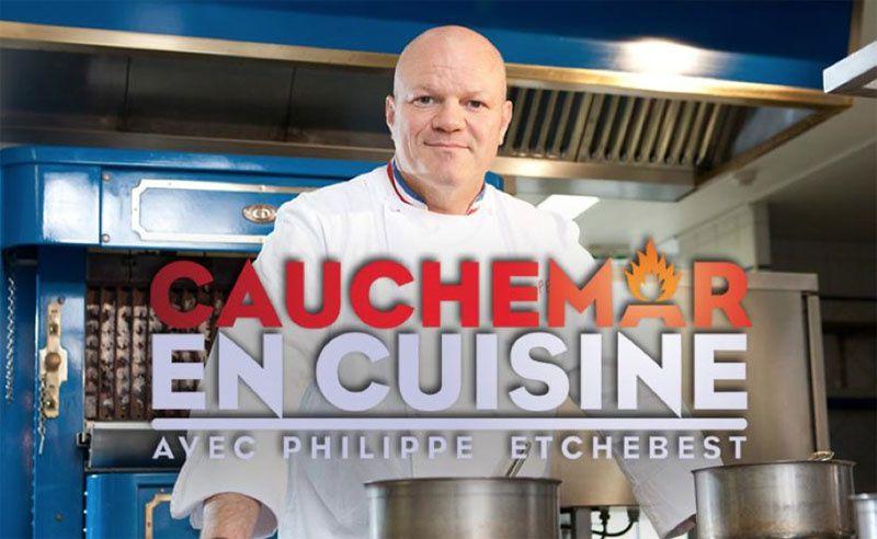 Philippe Etchebest s'installe à Peyruis pour Un cauchemar en cuisine inédit sur M6