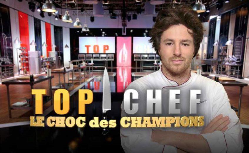 """Pierre Augé et Jean Imbert s'affrontent ce soir dans """"Le Choc des Champions"""" en direct sur M6"""