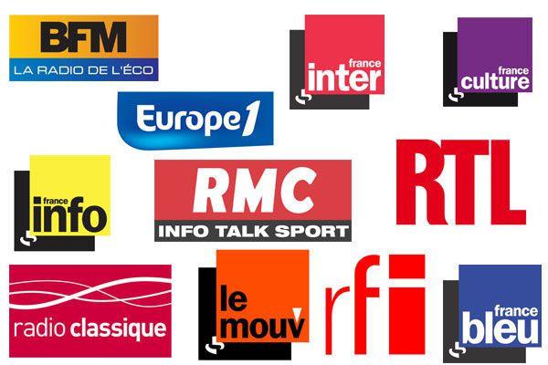 La liste des invités radio du mercredi 7 mai (avec podcasts)