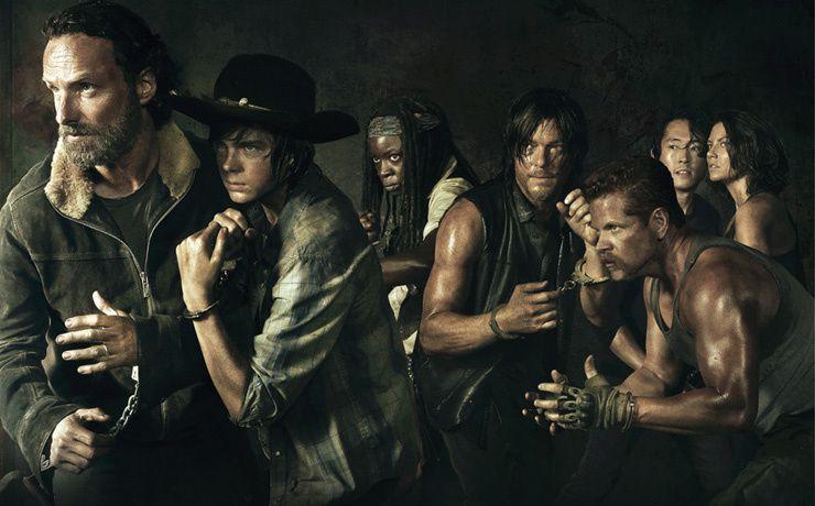 The Walking Dead de retour avec la saison 5 inédite en octobre sur OCS