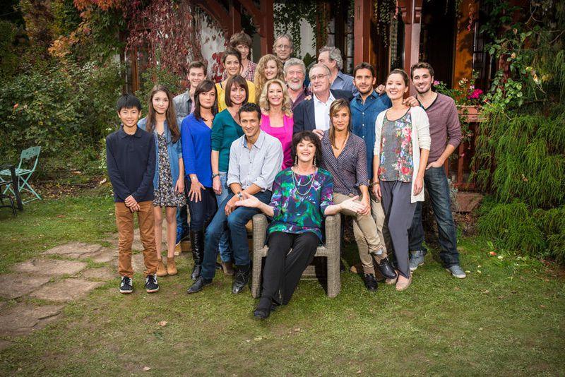 Une famille formidable - Saison 11 (Crédit photo : Julien Cauvin / TF1)