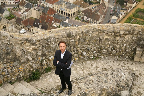 Stéphane Bern (Crédit photo : Jean Pimentel / France 2)