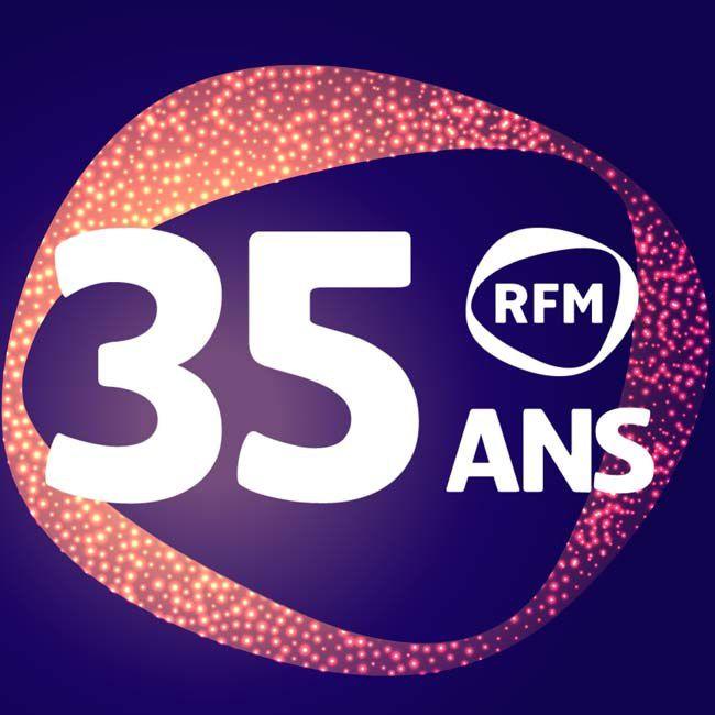RFM fêtera lundi ses 35 ans avec une programmation spéciale