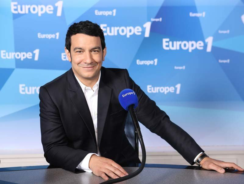 Thomas Thouroude (Crédit photo : Frederic Mouroux / Capa Pictures / Europe 1)
