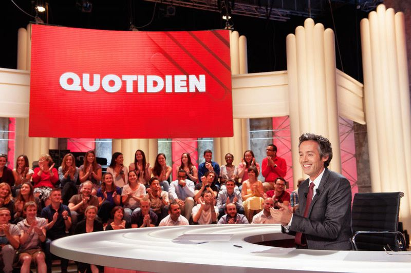 Yann Barthès (Crédit photo : Christophe Chevalin / TF1)