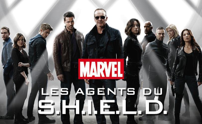 Marvel : Les agents du S.H.I.E.L.D