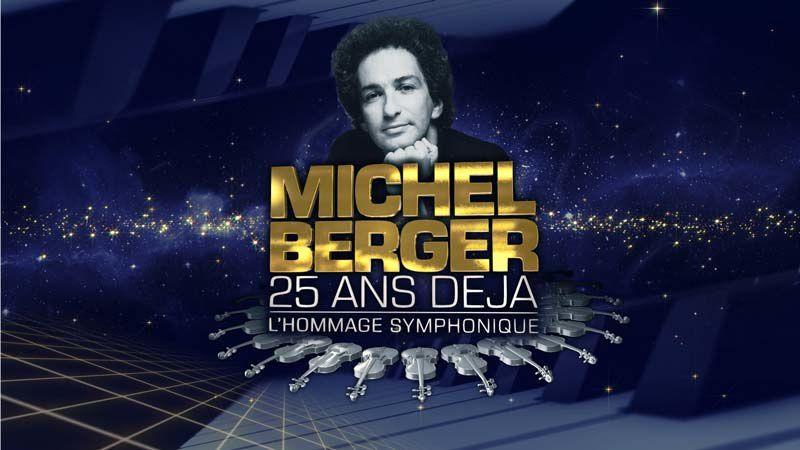 Une soirée consacrée à Michel Berger ce soir sur TF1