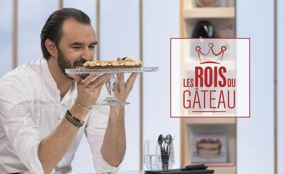 Les Rois du gâteau (Crédit photo : Guillaume Mirand / M6)