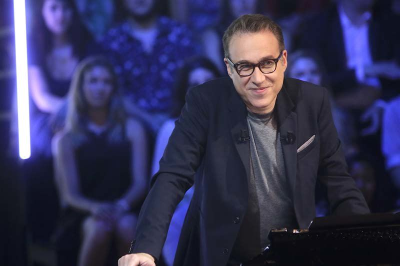 Jean-François Zygel (Crédit photo : Christophe Russeil / FTV)