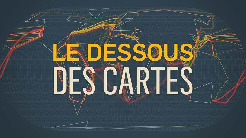 """Nouvelle formule pour """"Le dessous des cartes"""" dès le 2 septembre sur ARTE"""