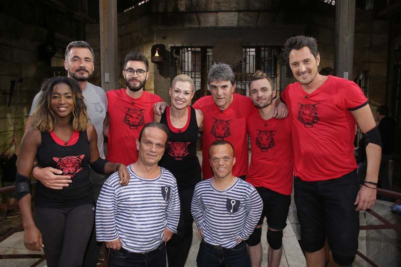 Fort Boyard / Saison 28 - Emission 9 (Crédit photo : Gilles Scarella / FTV)