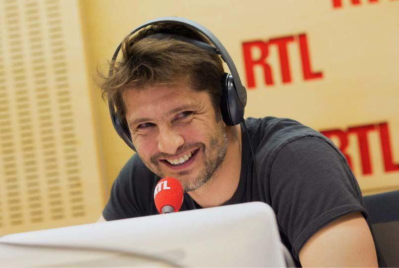 Bixente Lizarazu (Crédit Photo : Romain Boé Sipa Press pour RTL)