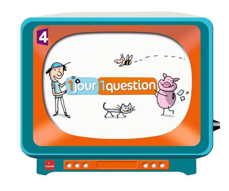Un jour, une question (Crédit photo : Milan Presse / FTV)