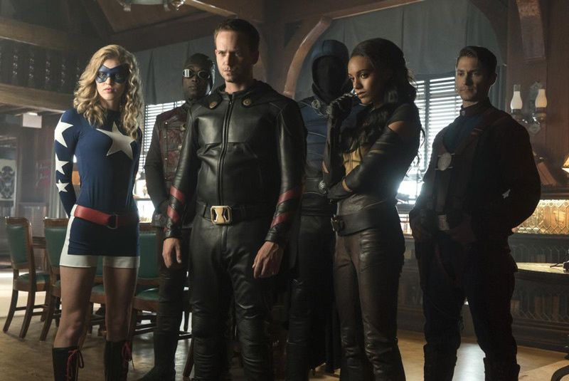 DC : Legends of tomorrow - Saison 2 (Crédit photo : The CW Television Network)