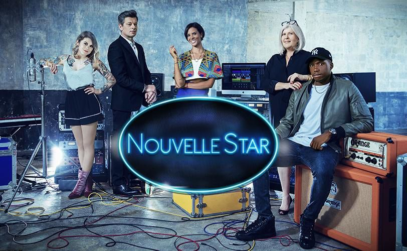 Nouvelle Star 2017 (Crédit photo : Benjamin Decoin / M6)