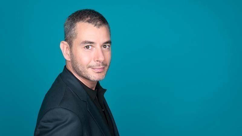 Ali Baddou (Crédit photo : Nathalie Guyon / FTV)