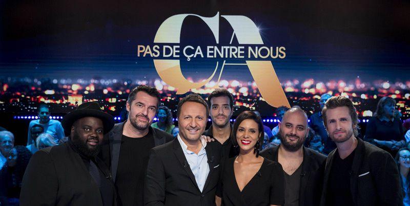 """""""Pas de ça entre nous"""", nouveau talk-show présentée par Arthur ce soir sur TF1 (vidéo)"""