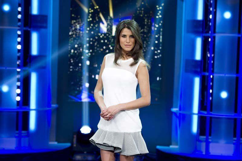 Karine Ferri (Crédit photo : Laurent Zabulon / TF1)