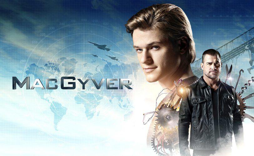 Mac Gyver (Crédit photo : CBS)