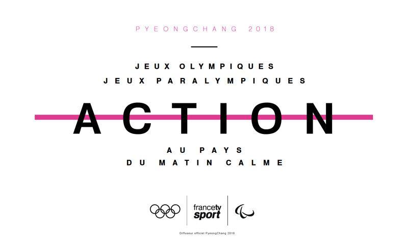 Découvrez les journalistes et consultants de France Télévisions pour les Jeux Olympiques de PyeongChang 2018