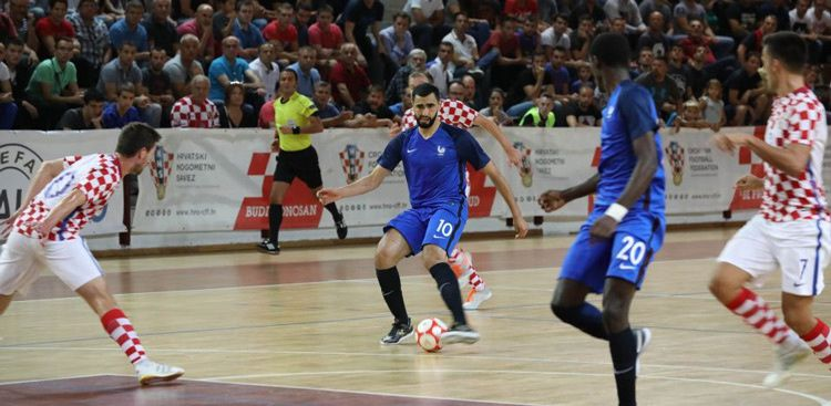 L'Euro de Futsal arrive sur L'Equipe (Crédit photo : Archives FFF / Ludovic Bruneau)