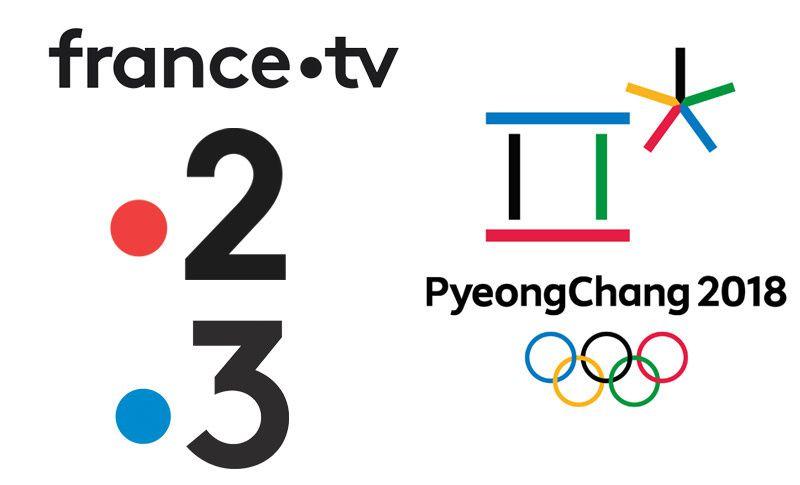Jeux Olympiques de PyeongChang - Le programme TV de France 2 et France 3 du jeudi 15 février