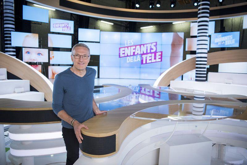 Laurent Ruquier (Crédit photo : Bernard Barbereau / FTV)