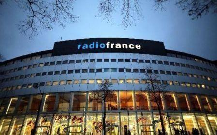 La Maison de la radio (Crédit photo : Christophe Abramowitz / Radio France)