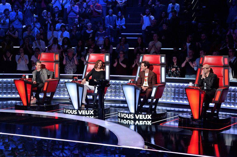 Le jury de la saison 7 de The Voice