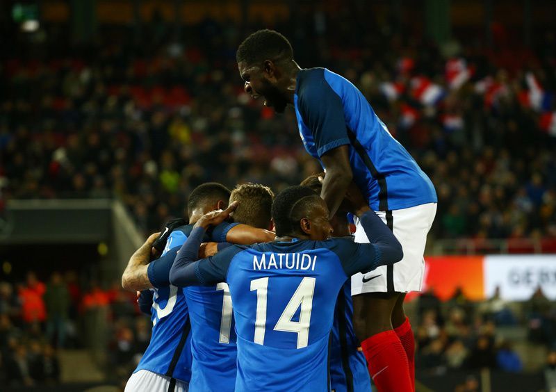 Le match de préparation France / USA diffusé ce soir sur TF1