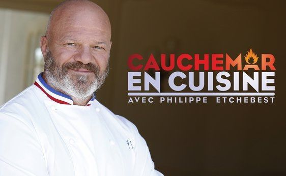 Philippe Etchebest (Crédit photo : Pierre Olivier / M6)