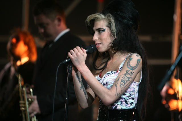 Amy Winehouse (Crédit photo : Maxime Bruno / CANAL: