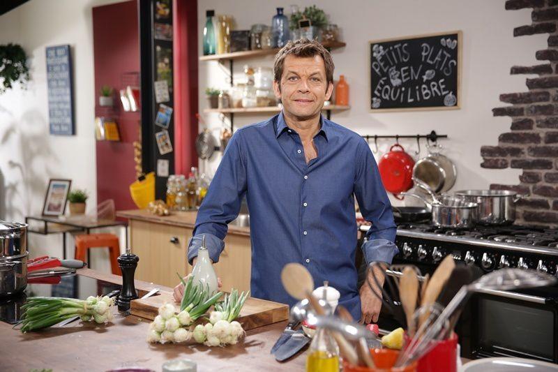 « Petits plats en équilibre, sur la route des vacances » s'installe juste après le JT de 20h cet été sur TF1