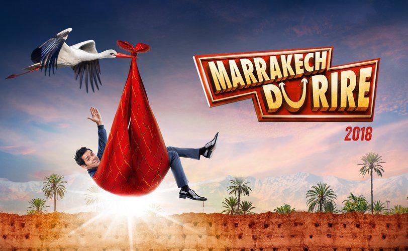 Le Marrakech du rire 2018 (Crédit photo : MDR)