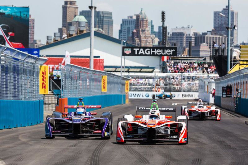 E-Prix (Crédit photo : Clement Luck / DPPI)