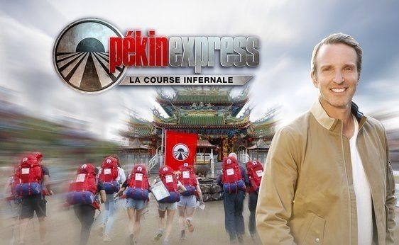 Pékin Express, la course infernale (Crédit photo : Patrick Robert / M6)