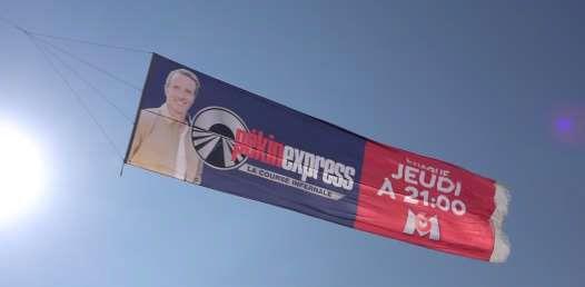 Pour son retour sur M6, Pékin Express » s'affiche au-dessus des plages