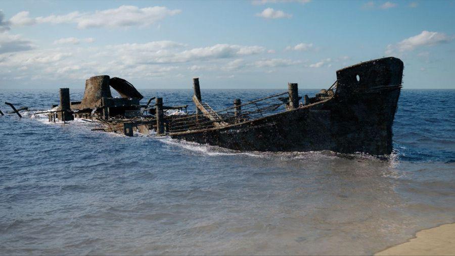 """Coup d'envoi de la série """"Trésors sous l'océan"""" ce dimanche sur National Geographic"""