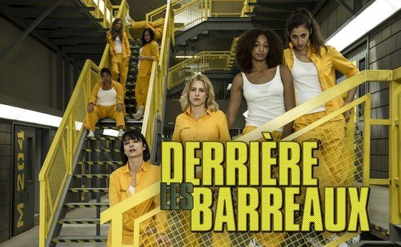 Derrière les barreaux (Crédit photo : oberto Garver / Imagina International Sales)