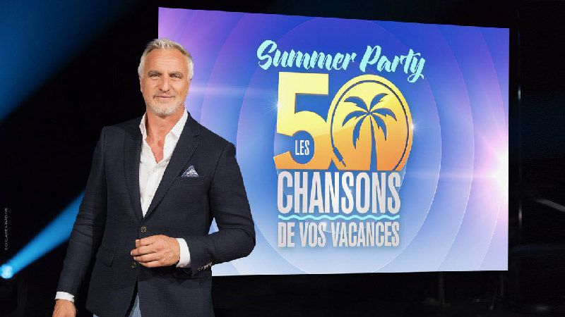 David Ginola (Crédit photo : Guillaume Mirand / M6)