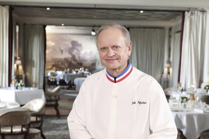 Joël Robuchon dans Top Chef (Crédit photo : Marie Etchegoyen / M6)